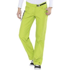 Edelrid Lola - Pantalones Mujer - verde